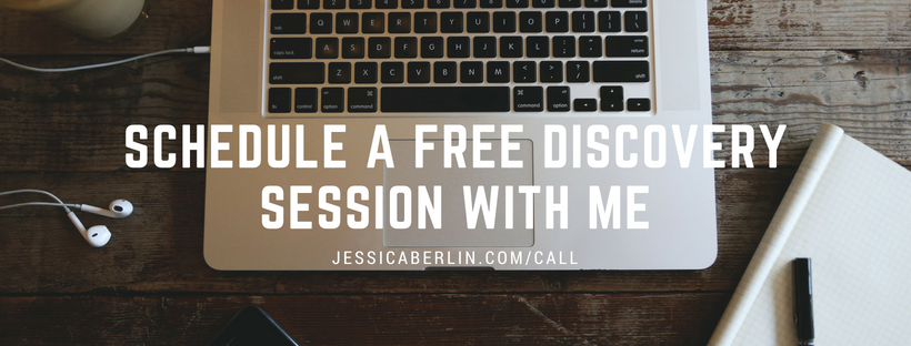Schedule a Free Discovery Session With Me
